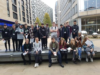 Year 11 - Geography Trip