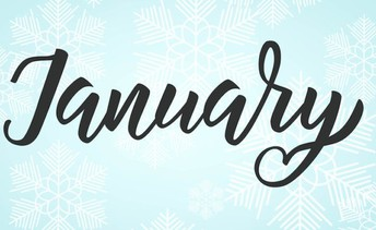 January Schedule and Learning Model
