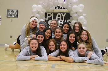 Volleyball Fights Brain Cancer in Annual Dig Grey Event