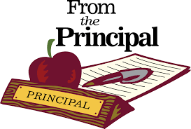 From the Principal