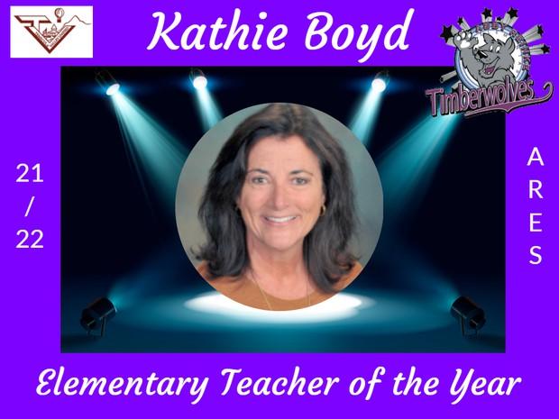 Kathie Boyd, Abby Reinke Elementary School