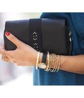 Nolita crossbody bag/clutch £40 RRP £80