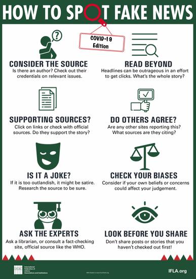 IFLA & Factcheck.org