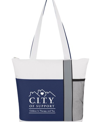 C.I.T.Y. All-Purpose Tote Bag: $15.00
