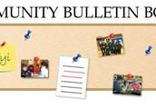 HSE Schools Community Bulletin Board