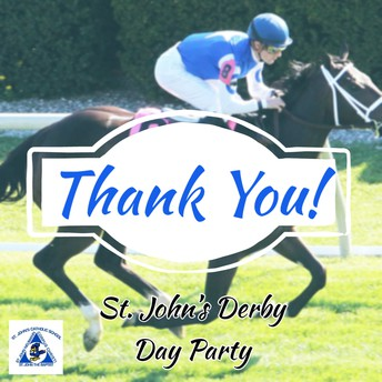 Thank You From Derby Party