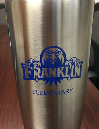Wanna show Franklin pride with your morning coffee?