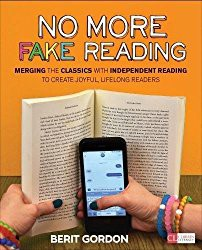 No More Fake Reading by Berit Gordon