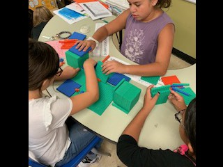 Build a Big House- Mrs. Luna's Math class