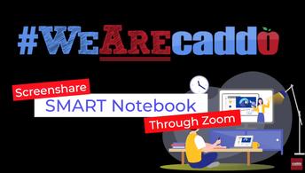 SMART board/ Promethean Board Zoom Screen Share