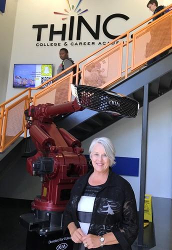 Kathy Carlisle, THINC CEO, Announces Retirement