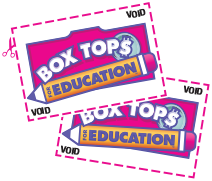 Turn in Box Tops by Feb. 23