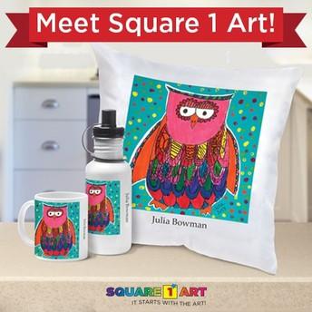 Arte de Square 1: - Fecha límite el 20 de noviembre