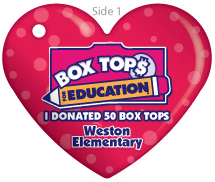 50 Box Tops for Education