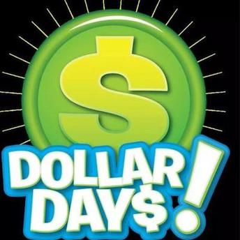 PTO Dollar Days
