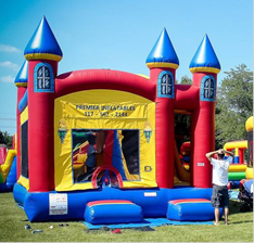 Tailgate and Kids FunZone TONIGHT!