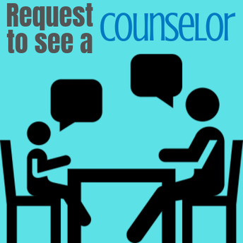 Click the picture to request to see your counselor