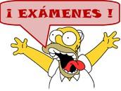 Exámenes!!