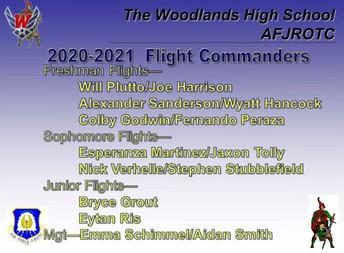 FLIGHT COMMANDERS
