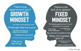 How will you instill a Growth Mindset as a family?