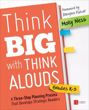 Think Big With Think Alouds - Grades K-5 - HEMS Library