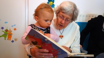Increase Your Child's Vocabulary During Story Time