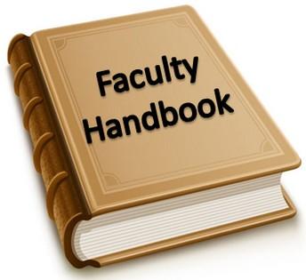 Faculty Handbook 2018-2019