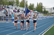 4 X 800 State Champs