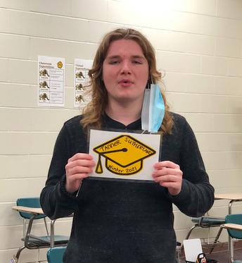 Tanner Sutherland - KHS Panther Success Graduate
