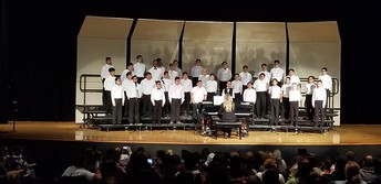 7th Grade Men's Choir