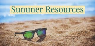 Online Resources for Summer Learning