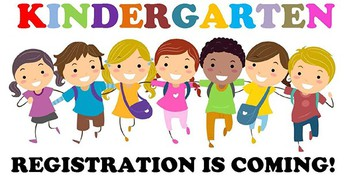 Kindergarten Registration Coming Soon!