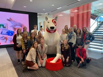 MARS students visit Target Corporation