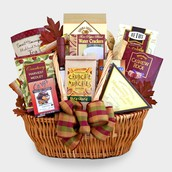 GIFT BASKET AUCTION