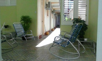 View of a standard  House to rent in Matanzas ( room to rent )
