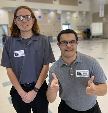Jeremiah Convery and Anthony Azar