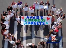 Annie's Kindness Blankets Project