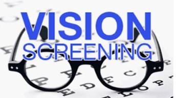 Kindergarten Vision Screening