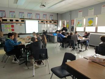 MR. SMART'S CLASS