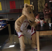 Sooner came to visit the leadership class this week.