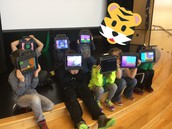 Children and Communicating with Social Media