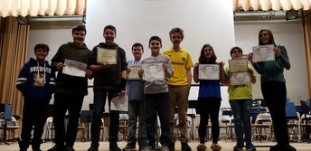 The GeoBee Finalist!