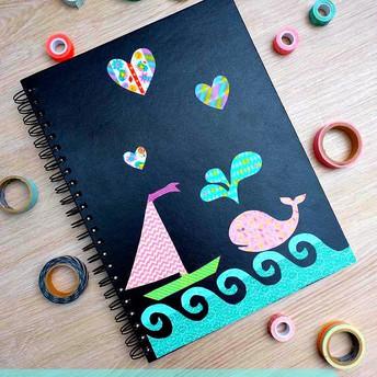 Customizable Notebooks