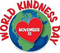World Kindness Day - November 13