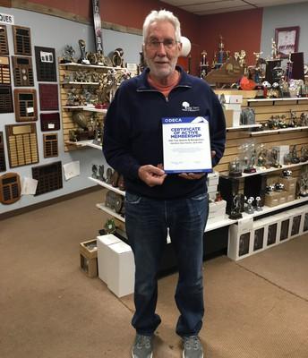 Oak Tree Awards & Recognition
