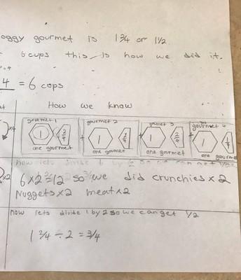 Grade 5 Math Solving