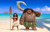 RUB MOVIE: Disney's Moana