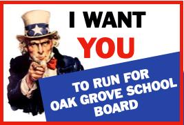 School Board Member Election