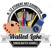 K-12 STUDENT ART EXHIBITION DISPLAY AND RECEPTION MAY 23 from 5:00 - 7:00pm