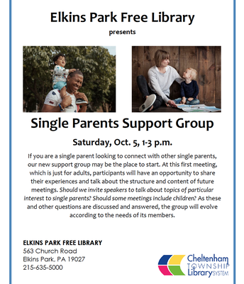 Single Parents Support Group